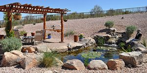 Water Feature Inspection Las Vegas